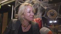 Мария Гродева: За мен Хелоуин е един прекрасен празник