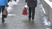 Травматолозите съветват при сняг и лед да ходим с обувки със стабилен грайфер