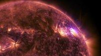 НАСА пусна уникални кадри на слънчево изригване