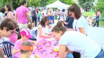 "Стотици деца се включиха в изданието ""Детски панаир"" за 1 юни"