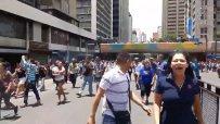 Кризата запали Венецуела