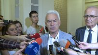 Сидеров апелира за обединение на националистическите организации
