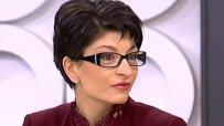 ГЕРБ тегли държавата, заяви Десислава Атанасова