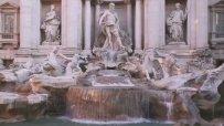 Близо 1 млн. долара хвърлят туристи във фонтана ди Треви
