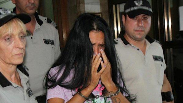 След пет месеца в ареста, предадоха на съд Анита Мейзер