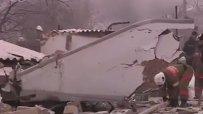 32-ма души загинаха след падане на турски самолет в Киргизстан