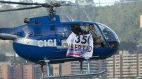 Върховният съд на Венецуела е бил атакуван с хеликоптер