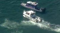 Хидроплан с шестима души на борда падна в дълбоки води край Сидни