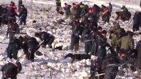 Разбилият се край Москва Ан 148 се е взривил на земята