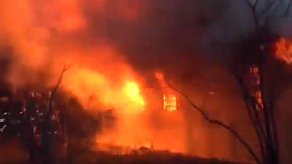 Пожар взе десетки жертви в наркодиспансер в Баку
