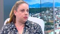 Гергана Червенкова за случая с Желяз Андреев: Това е като участие във филм на ужасите