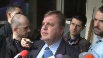 Каракачанов: Позицията ни за Сирия беше изключително балансирана