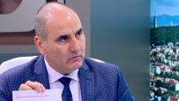 Цветанов: Президентската администрация се усети, че е направила голям гаф