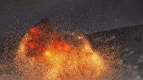 Мощен ракетен удар по Сирия уби десетки души и предизвика трус