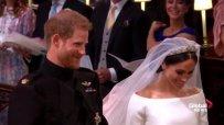 Принц Хари и Меган Маркъл се врекоха във вечна вярност