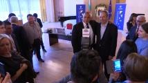 Премиерът се срещна с българската общност в Москва