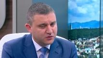 Горанов за ограничаването на рекламата на хазарт: Никой не е фалирал от това, че е изтъркал две билетчета