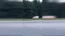 Военен сви бронирана кола и спретна гонка с полицията в САЩ