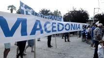 Гърци се биха заради Македония