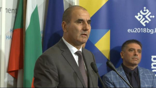 Цветанов: БСП саботираха парламентарната дейност
