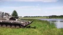 Киев започна маневри в Източна Украйна