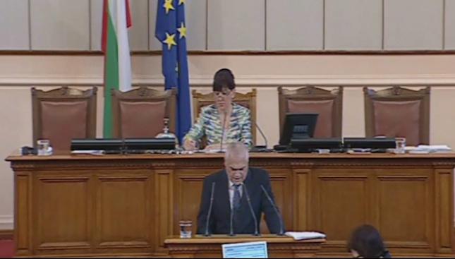 Валентин Радев: Имаме свидетелско сведение за избягалия затворник
