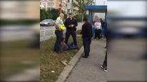 Закопчаха нередовен пътник заради агресивно поведение към контрольори
