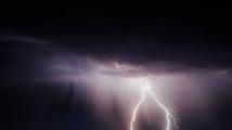 Страшна буря над София