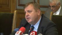 Красимир Каракачанов: Дали е човешка или техническа грешката за падналия хеликопетер, все става въпрос за пари