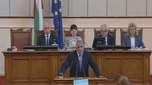 Бойко Борисов: Ще гласувам за незабавното затваряне на границите на ЕС за бежанци