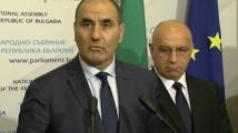 Цветан Цветанов: Преструктурирахме МВР, за да можем да хващаме мутрите при управлението на БСП