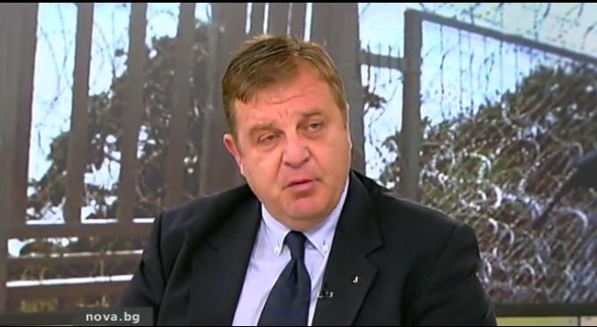 Каракачанов: Дъблинското споразумение не е справедливо