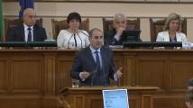 Цветанов нападна Нинова, обясни й каква е силата на кабинета Борисов