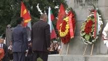 Бойко Борисов и  Зоран Заев отбелязаха  115-годишнина от Илинденско-Преображенското въстание