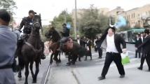 Арестуваха ултраортодоксални евреи, протестирали срещу казармата в Ерусалим