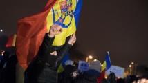 20 000 протестираха срещу правителството в Букурещ, около 440 души са ранени