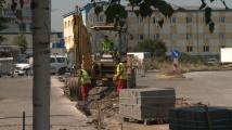 Фандъкова провери как протича ремонтът на ул. Резбарска