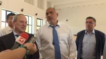 Борисов от Търговище: Опозицията най-малко ме притеснява, видяхме я колко може
