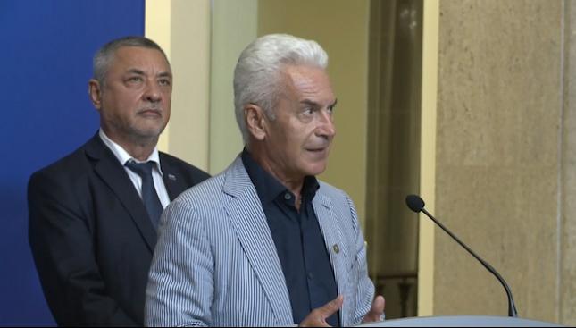Волен Сидеров: Няма да разтурим управлението, това ще доведе до щети за народа