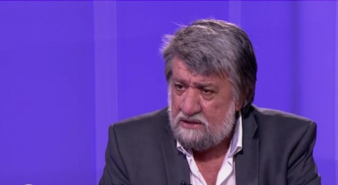 Вежди Рашидов: Като гледам опозицията, Борисов ще управлява още 20 г.