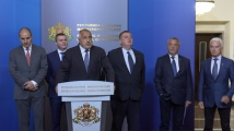 Борисов обяви номинациите за нови министри