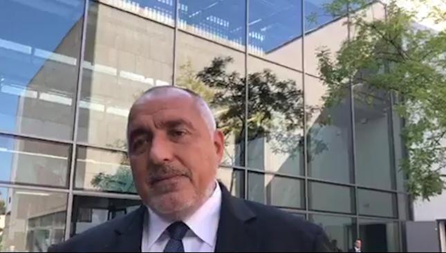 Борисов отговори на Корнелия Нинова и Румен Радев: Нагло и нахално е тяхното!