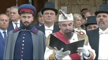 Прочетоха Манифеста за Независимостта във Велико Търново
