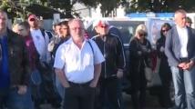 Работници от заводите на Миню Стайков блокираха жп линия