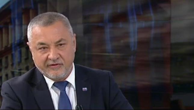 Валери Симеонов с остри думи заради упрека на Владимир Путин към страната ни