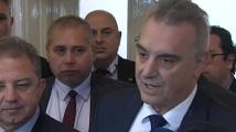 НФСБ отговориха на Сидеров, снемат доверието от него като председател на ПГ на ОП