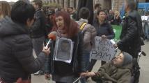 Протестираща майка за изказването на Симеонов: Противоречи на всякакъв човешки морал