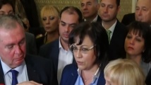 Корнелия Нинова: Заставаме зад Елена Йончева и Георги Михайлов