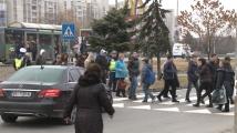 КАТ разкриха как се справят с трафика покрай моловете в София