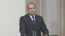 Румен Радев: Призоваваме Русия и Украйна към сдържаност и деескалация на напрежението